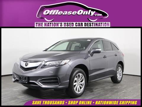 2017 Acura RDX for sale in West Palm Beach, FL