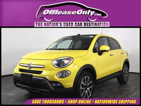 2016 FIAT 500X for sale in West Palm Beach, FL