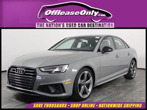 2019 Audi S4 for sale in West Palm Beach, FL