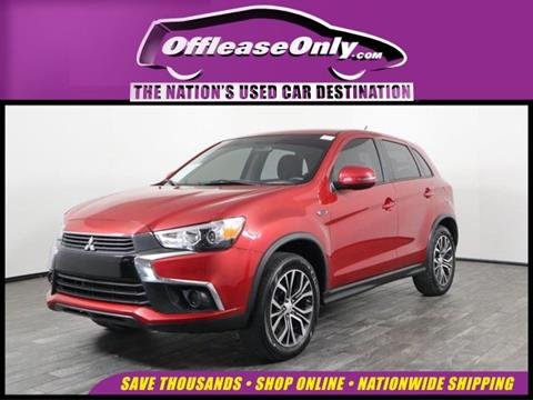 2016 Mitsubishi Outlander Sport for sale in West Palm Beach, FL