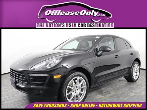2017 Porsche Macan for sale in West Palm Beach, FL