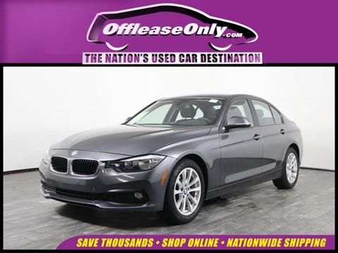 2016 BMW 3 Series for sale in West Palm Beach, FL