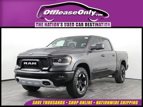 2019 RAM Ram Pickup 1500 for sale in West Palm Beach, FL