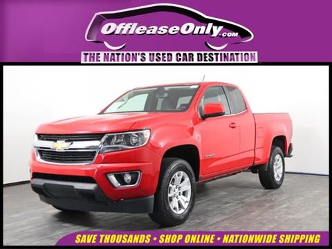2016 Chevrolet Colorado for sale in West Palm Beach, FL