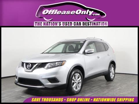 2016 Nissan Rogue for sale in West Palm Beach, FL