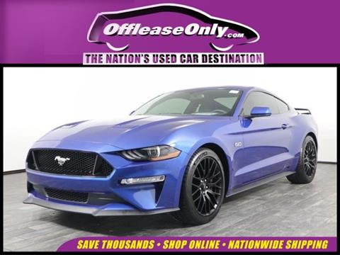 2018 Ford Mustang for sale in West Palm Beach, FL