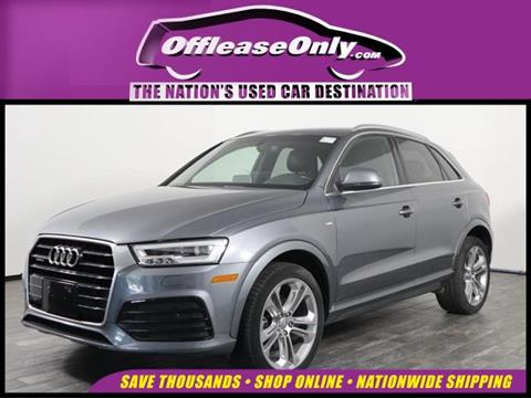 2016 Audi Q3 for sale in West Palm Beach, FL