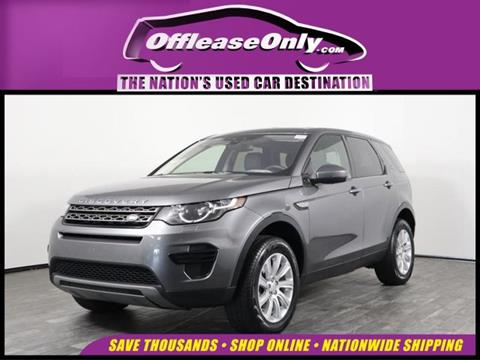 2019 Land Rover Discovery Sport for sale in West Palm Beach, FL