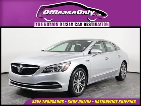 2018 Buick LaCrosse for sale in West Palm Beach, FL