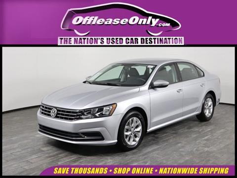 2018 Volkswagen Passat for sale in West Palm Beach, FL