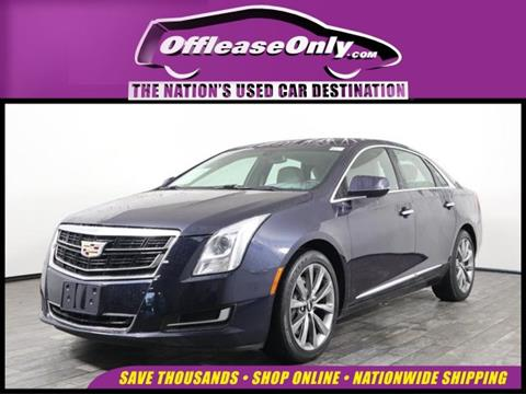 2016 Cadillac XTS for sale in West Palm Beach, FL