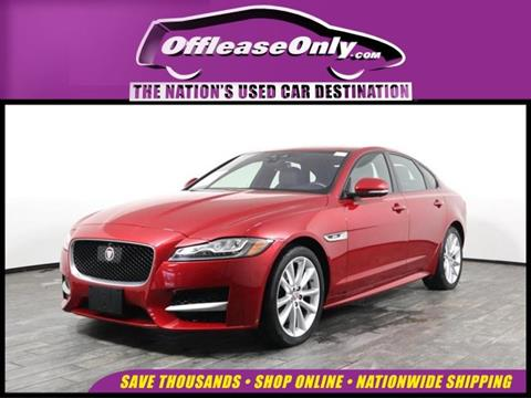 2016 Jaguar XF for sale in West Palm Beach, FL