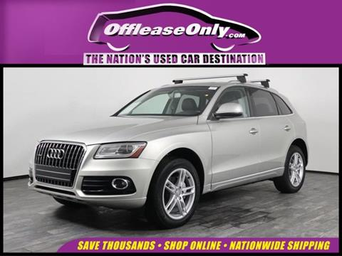 2015 Audi Q5 for sale in West Palm Beach, FL