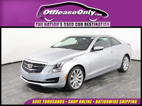 2017 Cadillac ATS for sale in West Palm Beach, FL