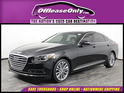 2017 Genesis G80 for sale in West Palm Beach, FL