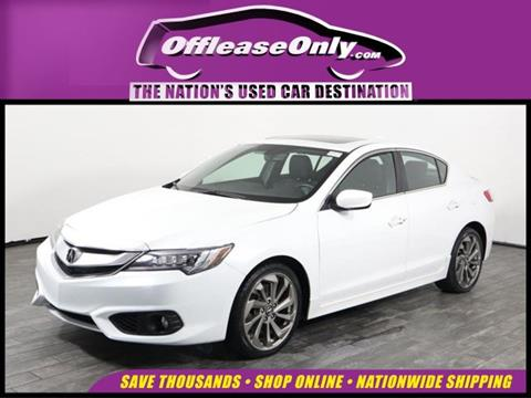 2016 Acura ILX for sale in West Palm Beach, FL