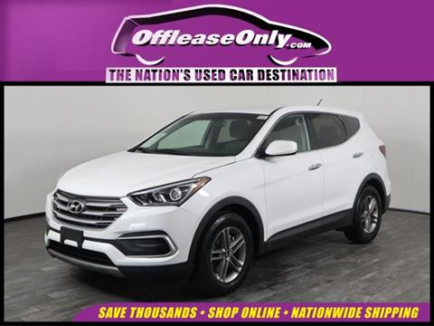 2018 Hyundai Santa Fe Sport for sale in West Palm Beach, FL
