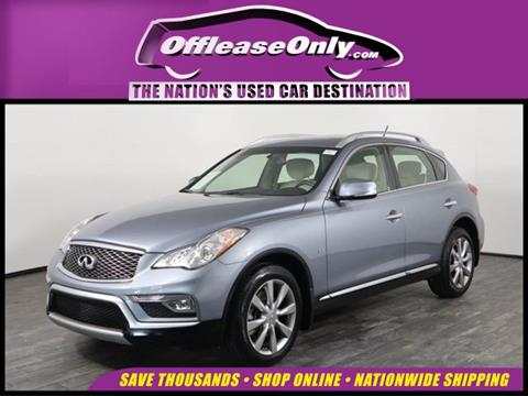 2016 Infiniti QX50 for sale in West Palm Beach, FL
