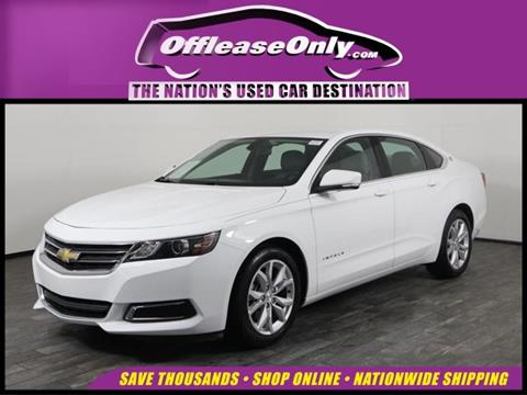 2016 Chevrolet Impala for sale in West Palm Beach, FL