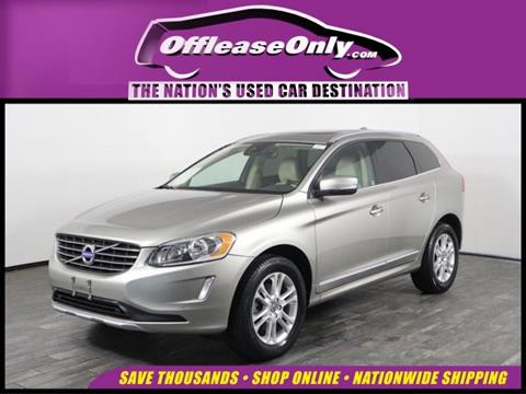 2016 Volvo XC60 for sale in West Palm Beach, FL