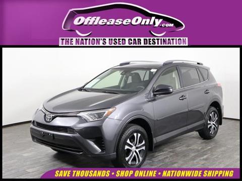 2017 Toyota RAV4 for sale in West Palm Beach, FL