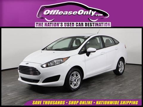 2017 Ford Fiesta for sale in West Palm Beach, FL