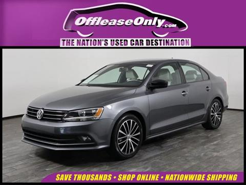 2016 Volkswagen Jetta for sale in West Palm Beach, FL