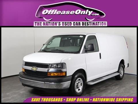 2018 Chevrolet Express Cargo for sale in West Palm Beach, FL