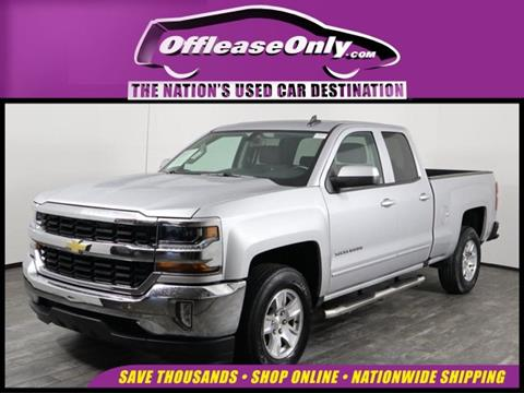 2016 Chevrolet Silverado 1500 for sale in West Palm Beach, FL