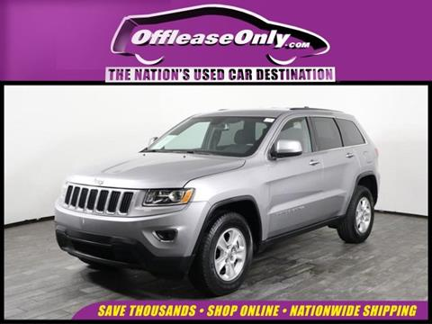 2016 Jeep Grand Cherokee for sale in West Palm Beach, FL