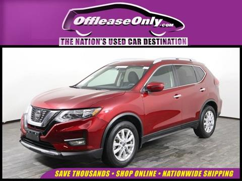 2018 Nissan Rogue for sale in West Palm Beach, FL