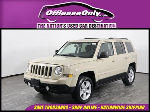 2017 Jeep Patriot for sale in West Palm Beach, FL