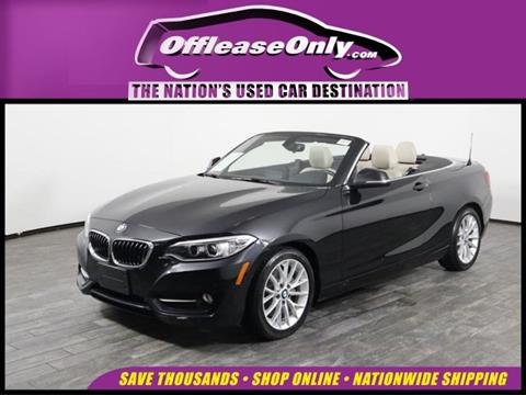 2016 BMW 2 Series for sale in West Palm Beach, FL