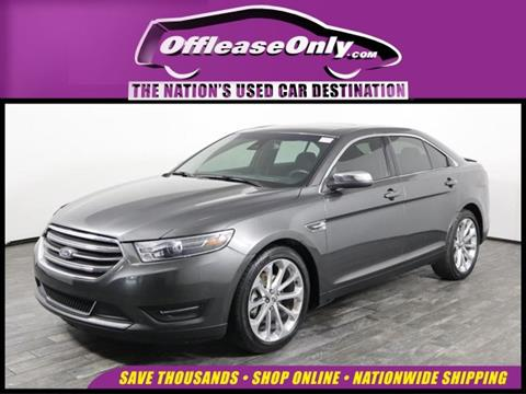 2017 Ford Taurus for sale in West Palm Beach, FL