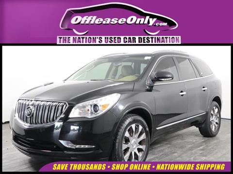 2016 Buick Enclave for sale in West Palm Beach, FL