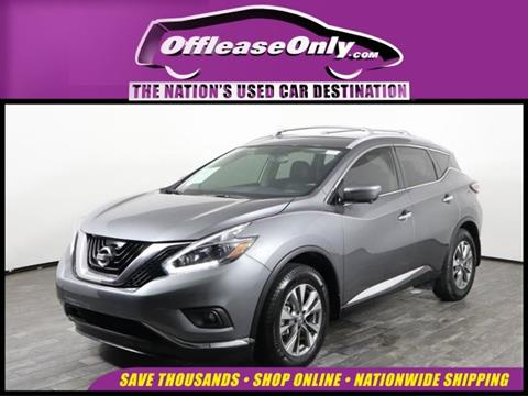 2018 Nissan Murano for sale in West Palm Beach, FL