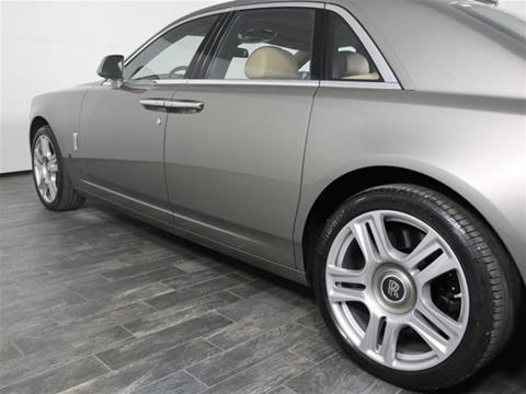 2015 Rolls-Royce Ghost