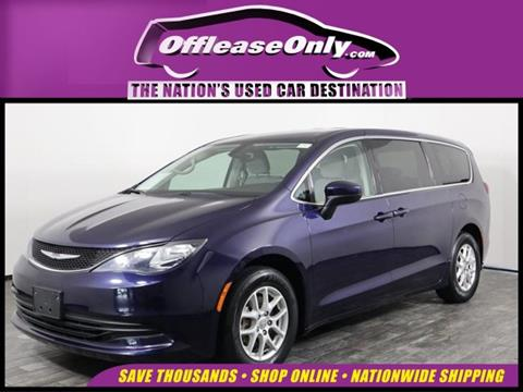 2017 Chrysler Pacifica for sale in West Palm Beach, FL