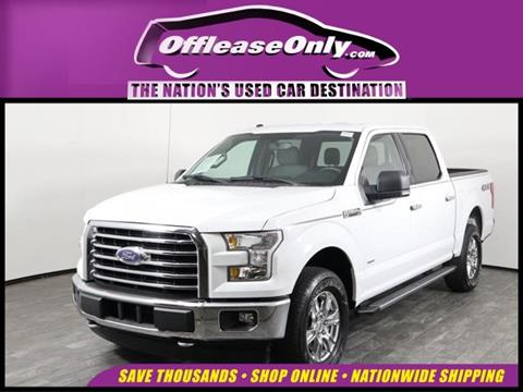 2017 Ford F-150 for sale in West Palm Beach, FL