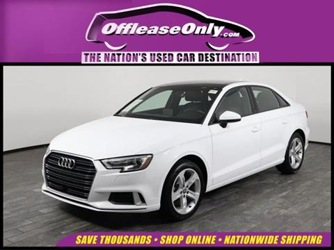 2017 Audi A3 for sale in West Palm Beach, FL