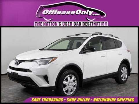 2016 Toyota RAV4 for sale in West Palm Beach, FL