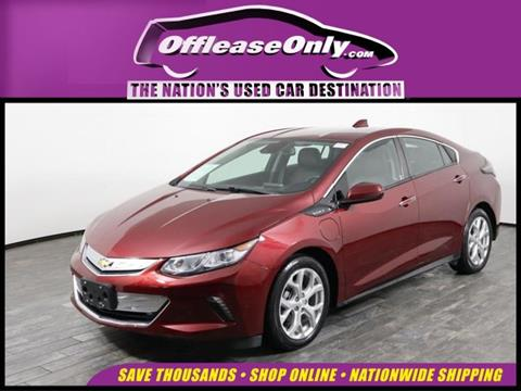 2017 Chevrolet Volt for sale in West Palm Beach, FL
