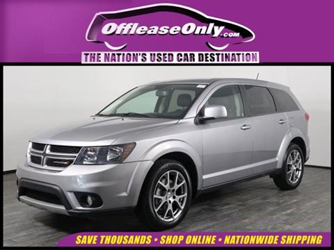 2016 Dodge Journey for sale in West Palm Beach, FL