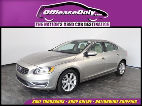 2016 Volvo S60 for sale in West Palm Beach, FL