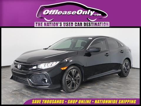 2017 Honda Civic for sale in West Palm Beach, FL