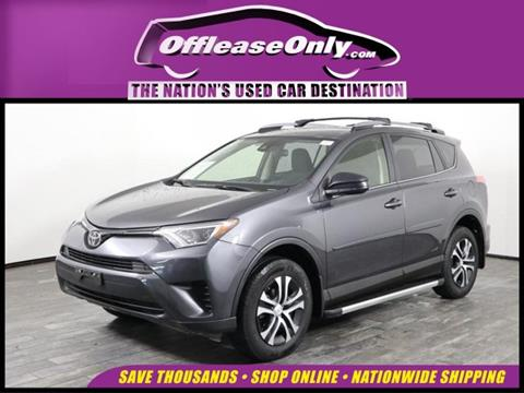 2017 Toyota RAV4 for sale in West Palm Beach, FL