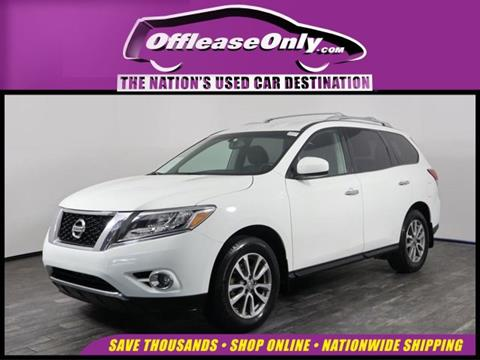 2016 Nissan Pathfinder for sale in West Palm Beach, FL