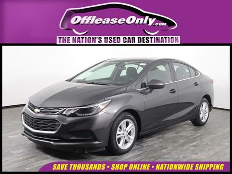2017 Chevrolet Cruze for sale in West Palm Beach, FL