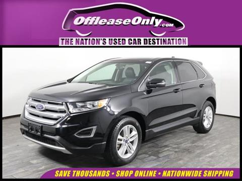 2016 Ford Edge for sale in West Palm Beach, FL