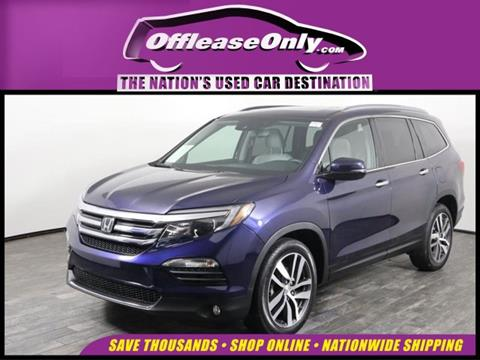 2016 Honda Pilot for sale in West Palm Beach, FL